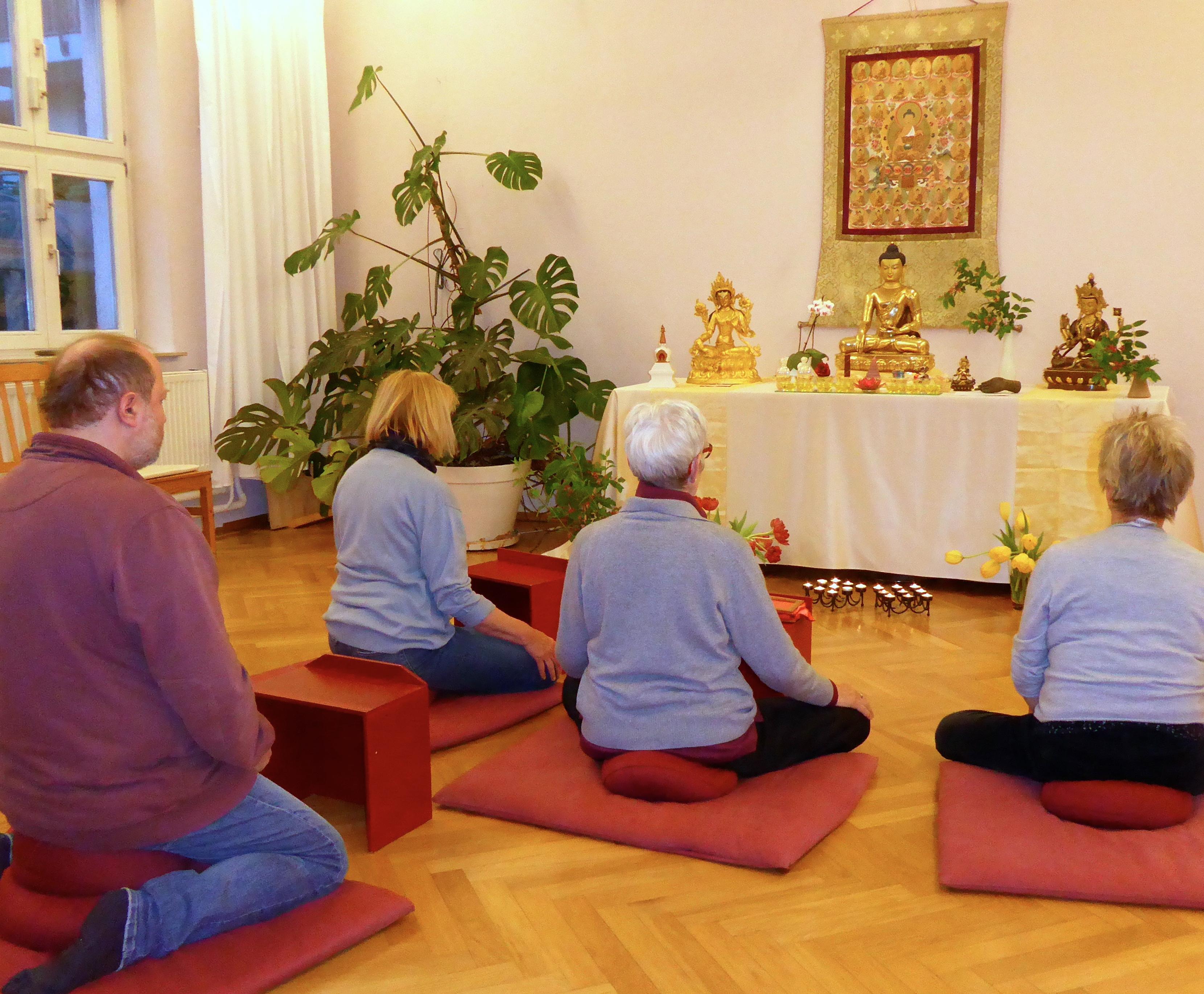 buddhistisches zentrum frankfurt